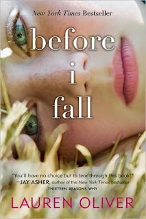 Book Review: Before I Fall by Lauren Oliver