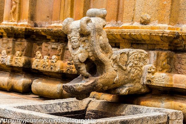 Bhoga Nandeeshwara Temple Spout