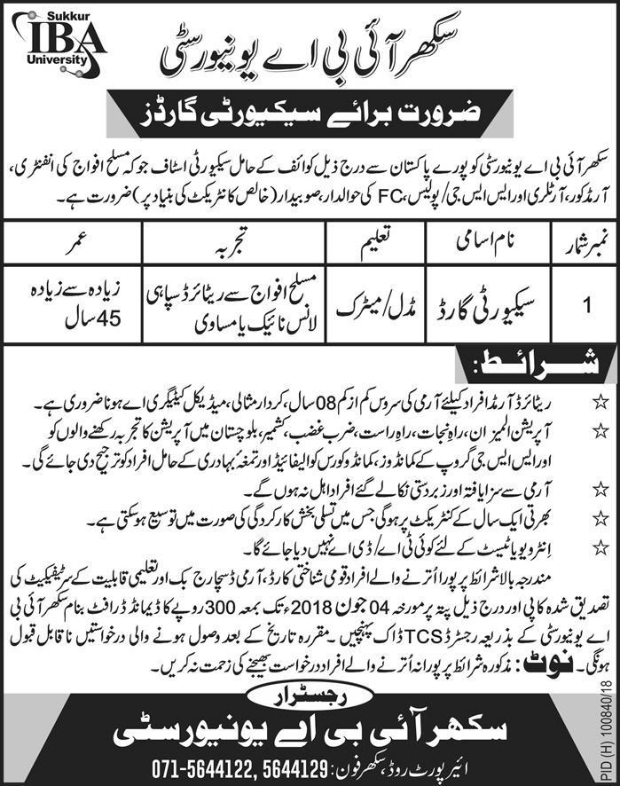 jobs-in-sukkur-IBA-University-newpakjobs