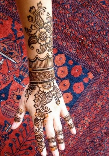 Bridal Foot Mehndi Designs Unforgettable Collection : Latest arabic heena mehndi designs collection