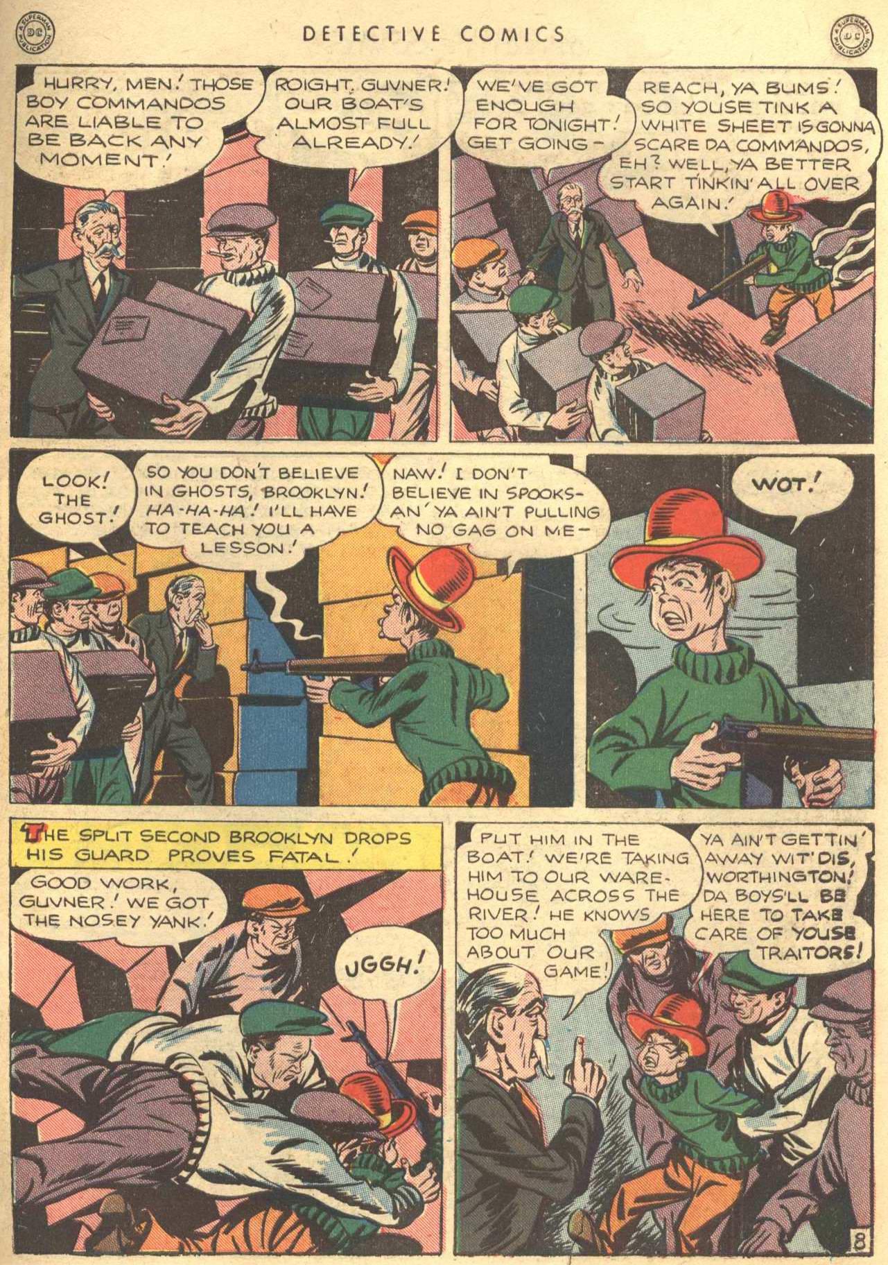 Read online Detective Comics (1937) comic -  Issue #104 - 47