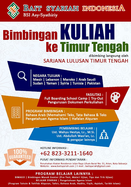 Bimbingan Belajar Kuliah ke Sudan (International University of Africa) - Timur Tengah - Indonesiana Center