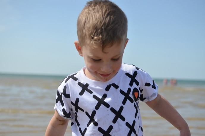 XO Kiddo organic kids clothes, themummyadventure.com
