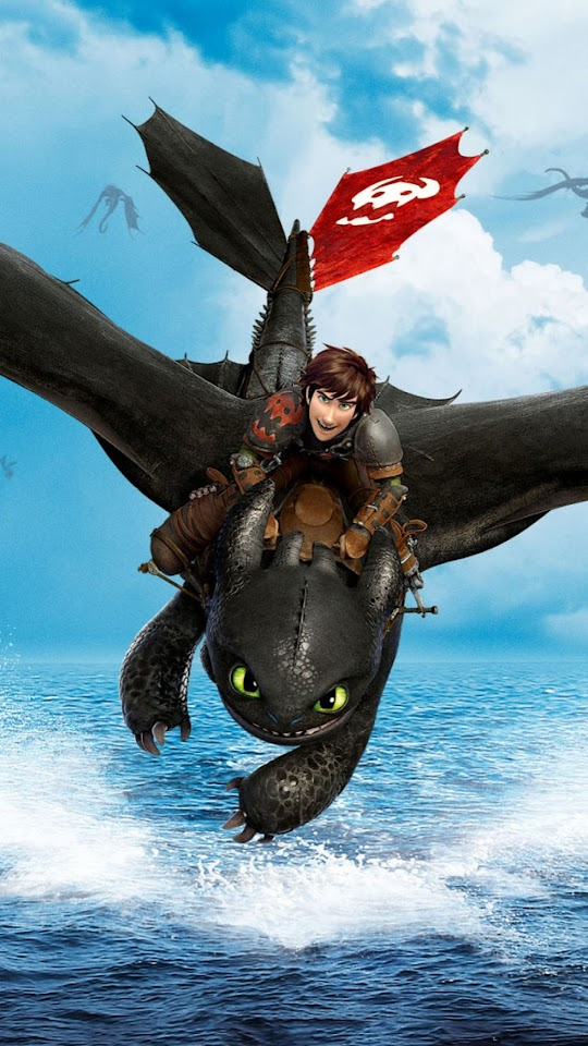 2014 How to Train Your Dragon 2   Galaxy Note HD Wallpaper