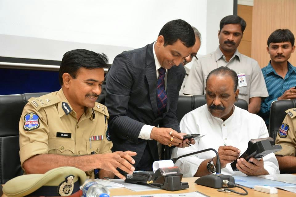Launch of Integrated e Challan