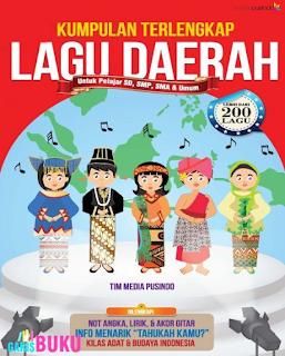 daftar nama lagu daerah dan lirik indonesia terlengkap di 33 provinsi