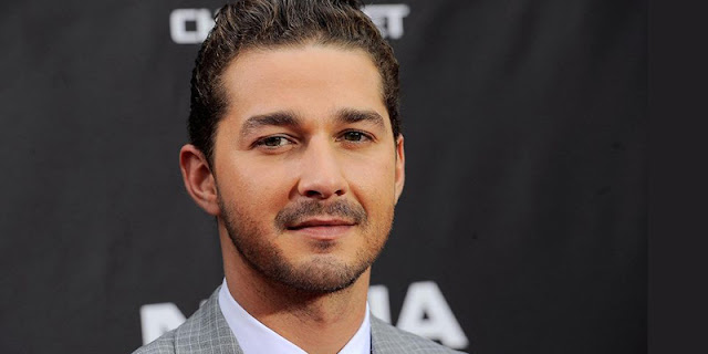 Shia LaBeouf Moved Anti-Trump Protest to Secret Location