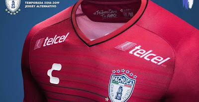 06e578293 Pachuca 18-19 Third Kit by Charly Fútbol
