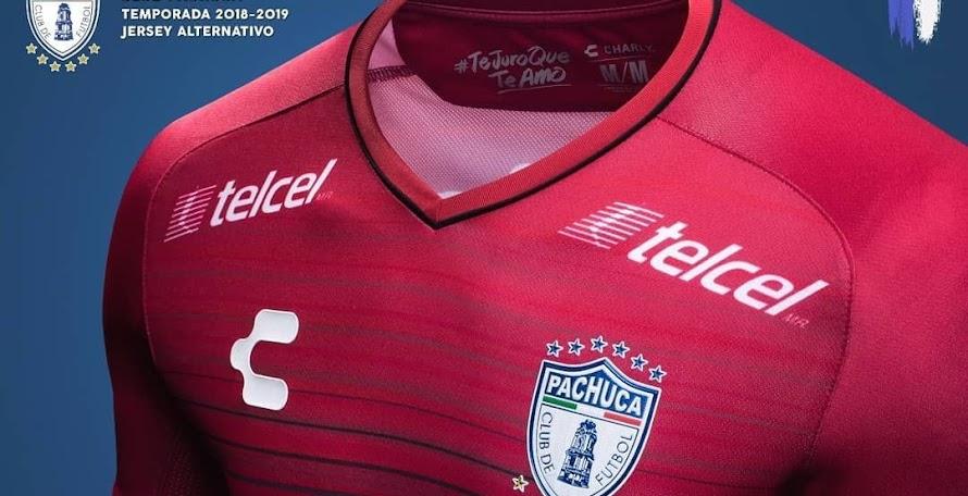 d43de08c2 Pachuca 18-19 Third Kit by Charly Fútbol