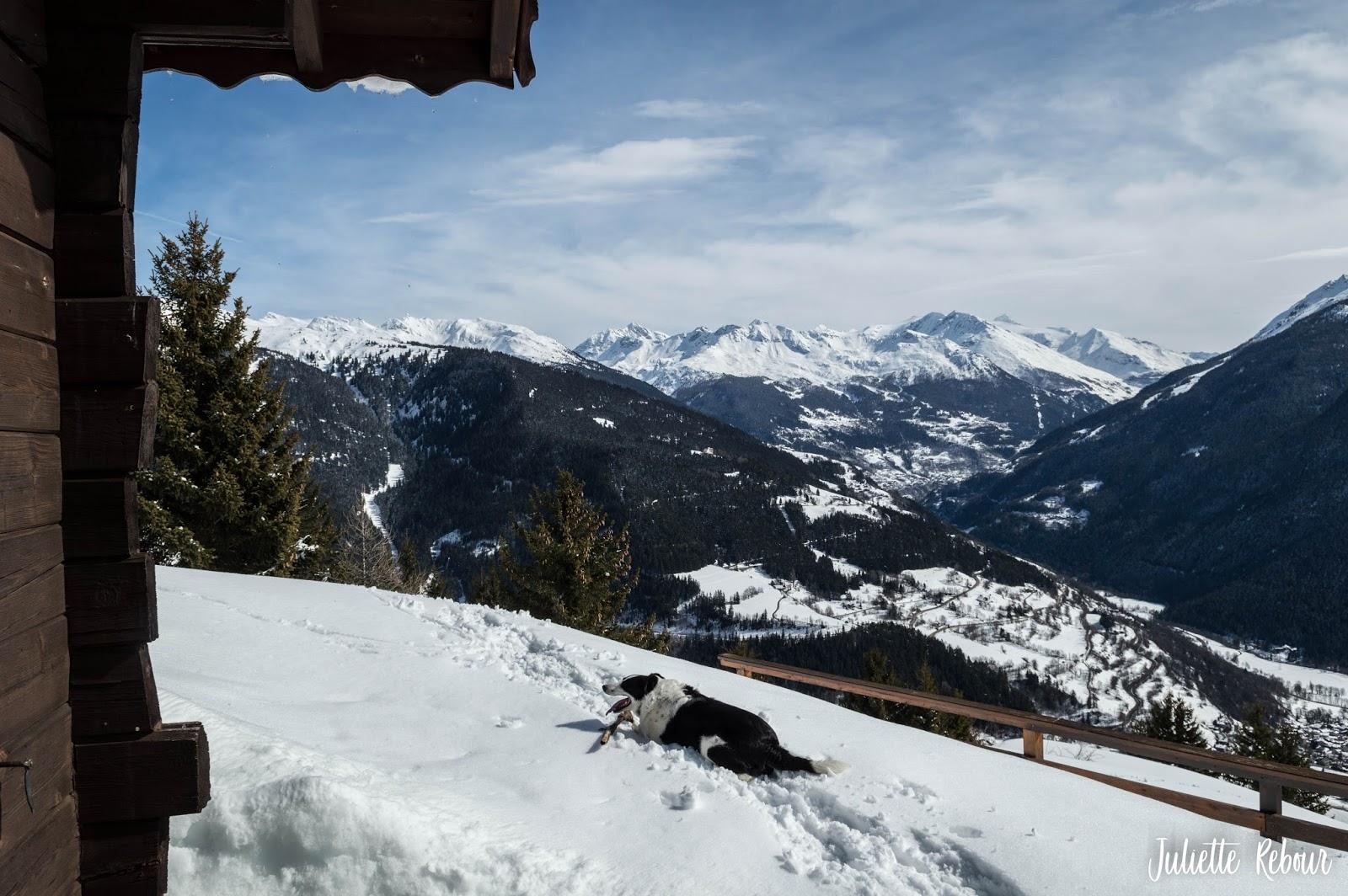 Randonnée et refuge en Savoie