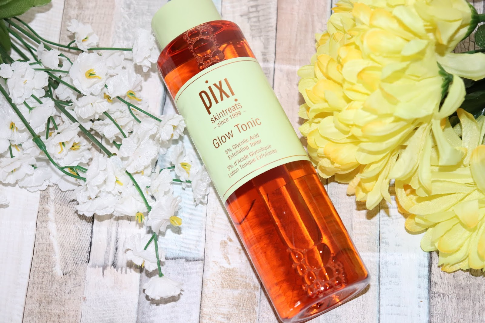 Laustworld: Pixi Glow Tonic Review: Transform Your Skin