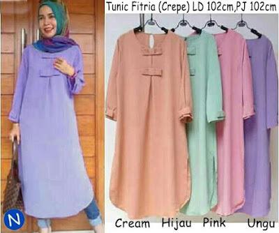 Jual Tunik Tunic Fitria - 12464