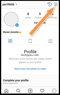 How to logout of all devices on instagram? | TechyPaw