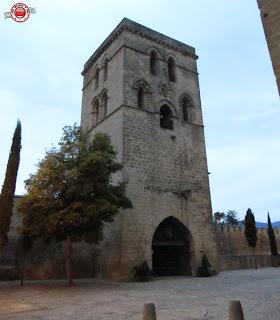 Torre Abacial en Laguardia