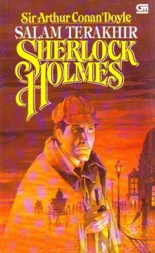 Salam Terakhir Sherlock Holmes 6 - Misteri Hilangnya Lady Frances Carfax