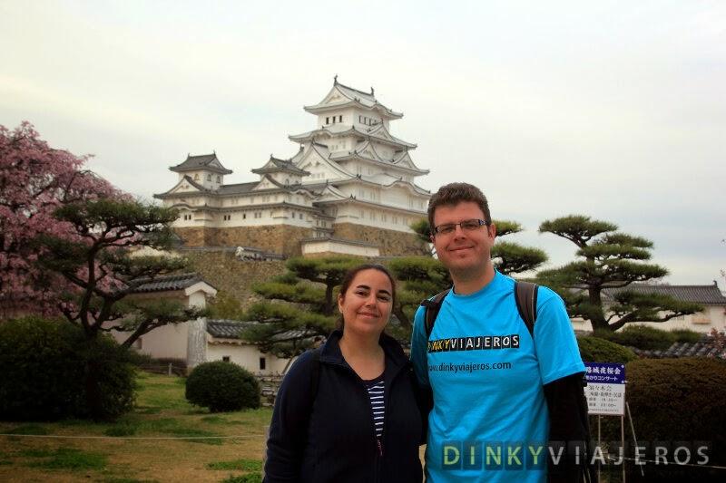 Jardines del Castillo de Himeji