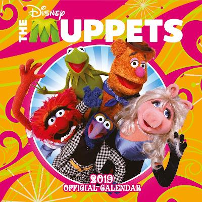 The Muppets 2019 Calendar