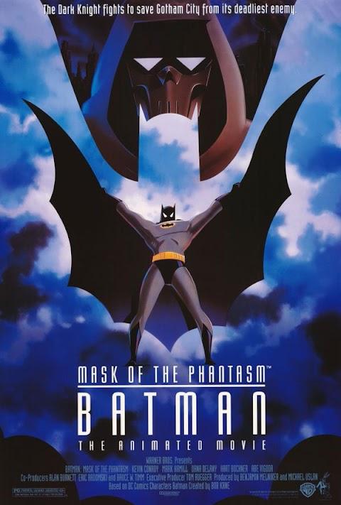 Batman Maska e Fantazmes Dubluar ne shqip