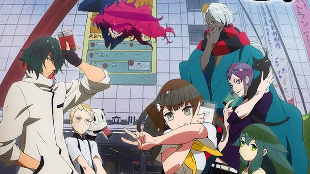 Anime Gatchaman Crowds 02 Sub Indo Animeindo