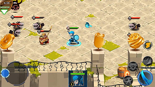 Download Legend Guardians Mod cho Android