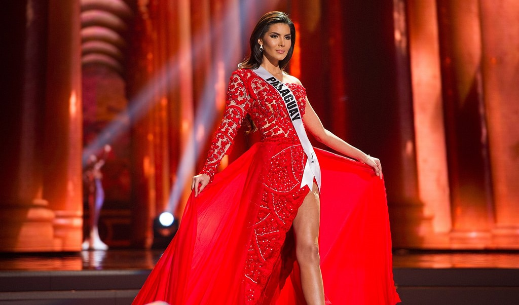 SASHES AND TIARAS: My Top 15 List of Best Gowns from Miss Universe ...