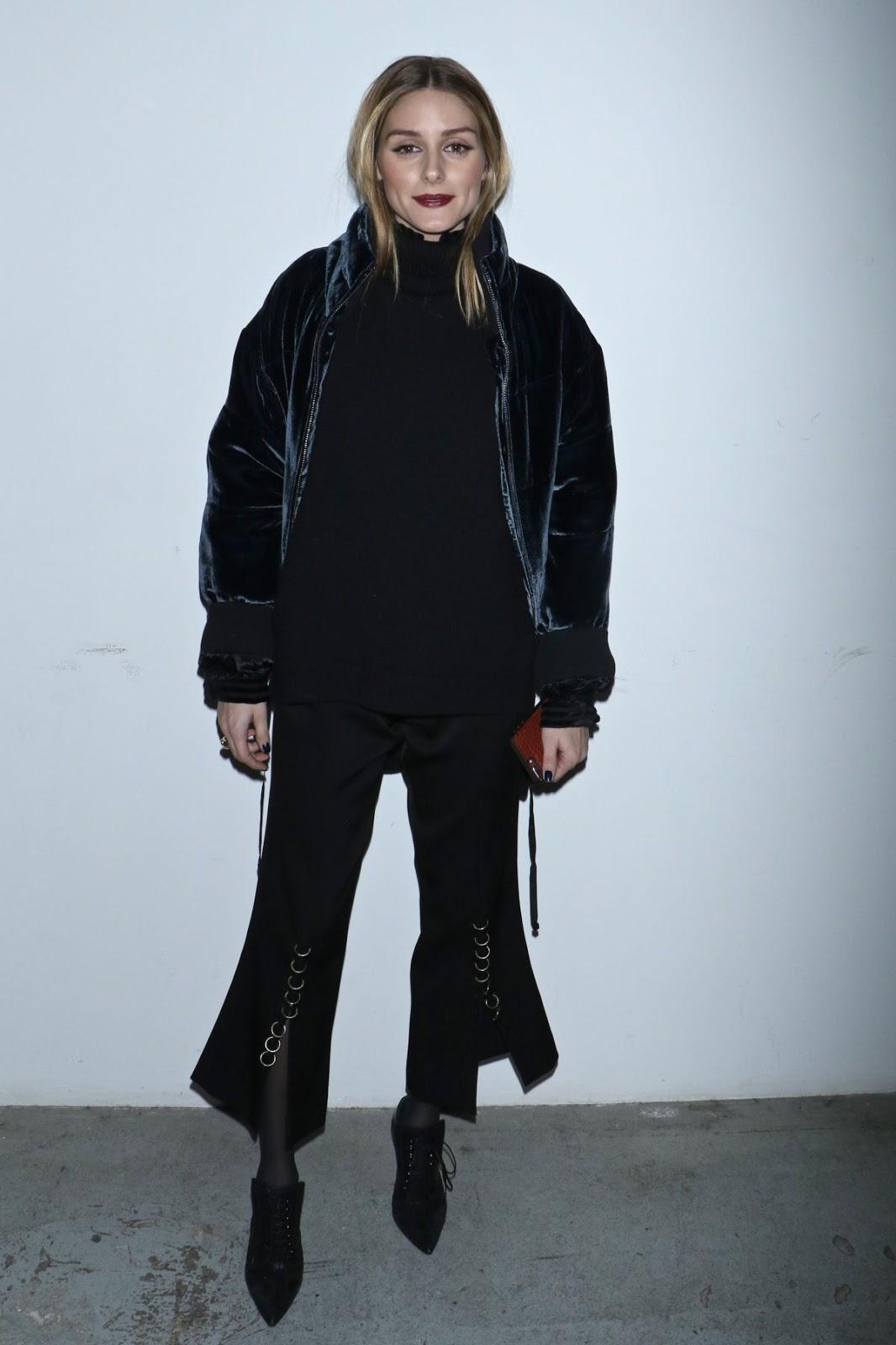 Olivia Palermo Style Fashion Week