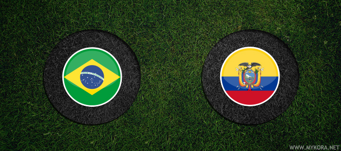 البرازيل والاكوادور بث مباشر