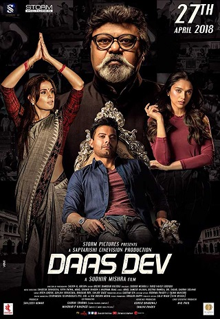 Daas Dev 2018 Hindi 950MB HDRip 720p
