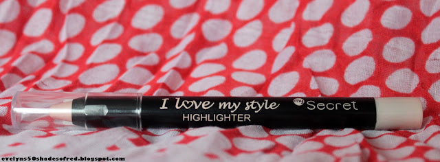 My Secret I love my style Highlighter 02 Natural