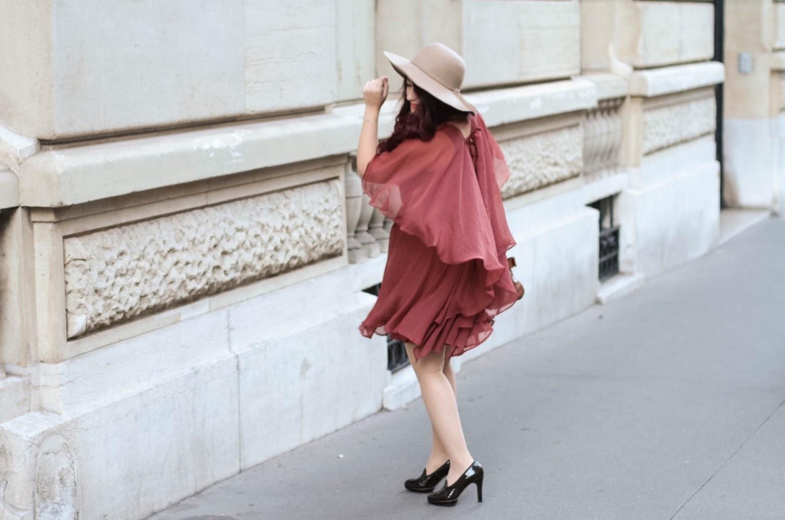 robe de princesse automne