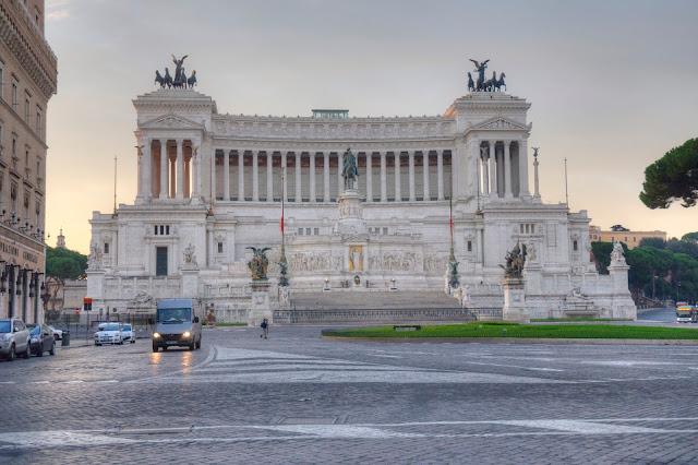 atrakcje Rzymu