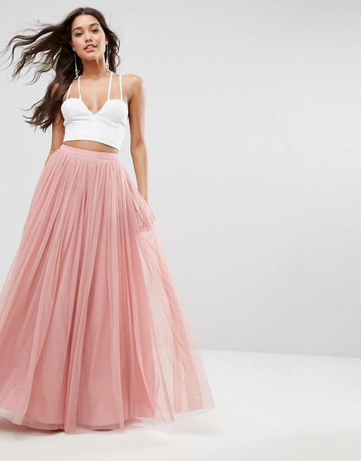 24910e9a8 ▷ 19 faldas de tul para ser la invitada de boda perfecta - ▷ Blog ...