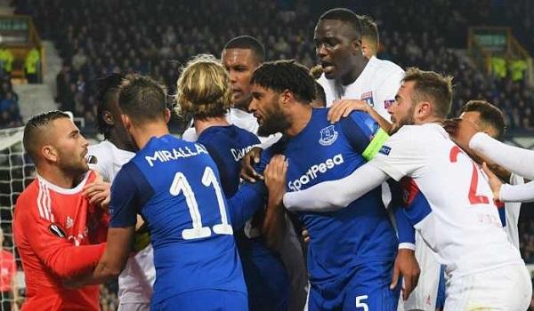 Prediksi Lyon vs Everton Liga Eropa