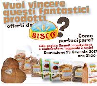 Logo Vinci gratis un cesto con 12 prodotti Biscò