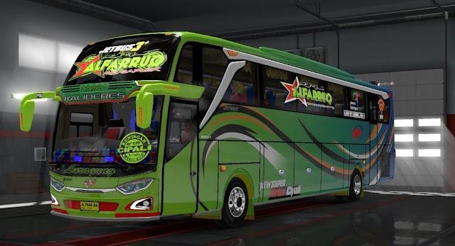 Adiputro Jetbus+3 Pack by Ojepeje