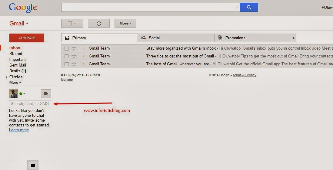 How I Send Free SMS From My Gmail Account To Mobile Phones