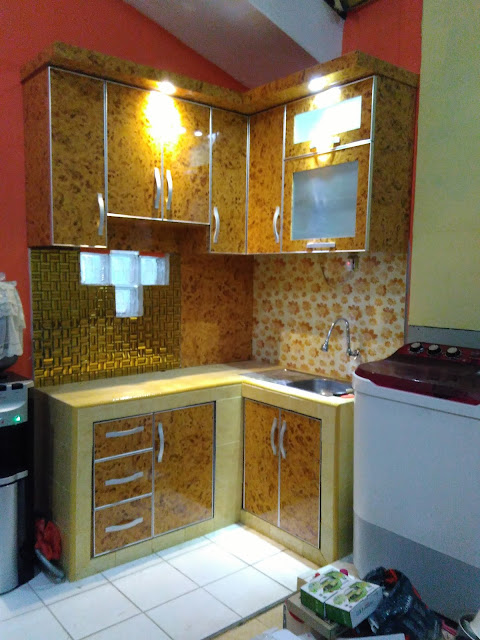 kitchen set cantik