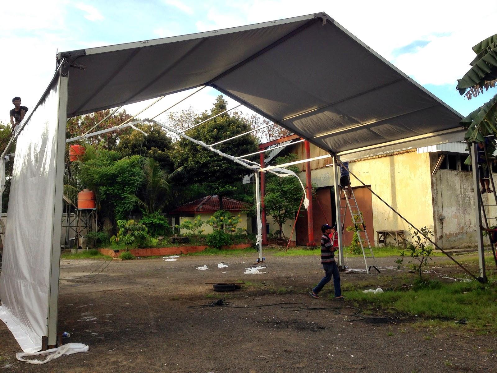 Tenda co id Menjual Tenda Terpal Harga Tenda Pabrik