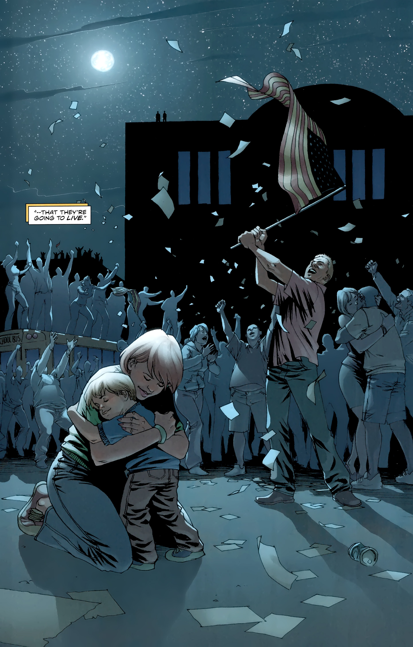 Read online Incorruptible comic -  Issue #30 - 18