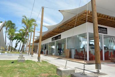 A Cubana e Restaurante Lounge começam a funcionar na Praça Caramuru