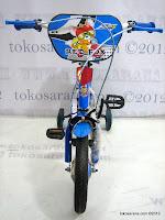 2 Sepeda Anak Red Fox 2201-9 Sport Bike