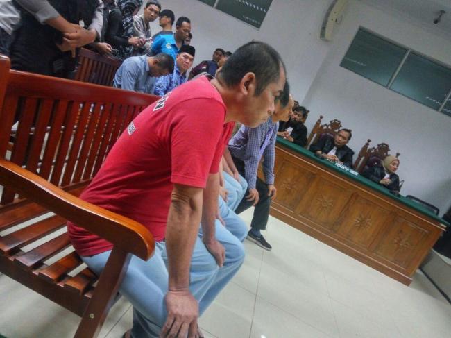 Sidang Kasus 1,3 Ton Sabu, Huang Chin Lolos dari Hukuman Mati