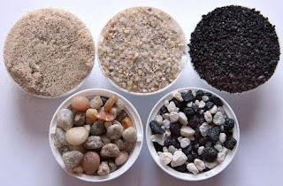 piedras para purificar el agua