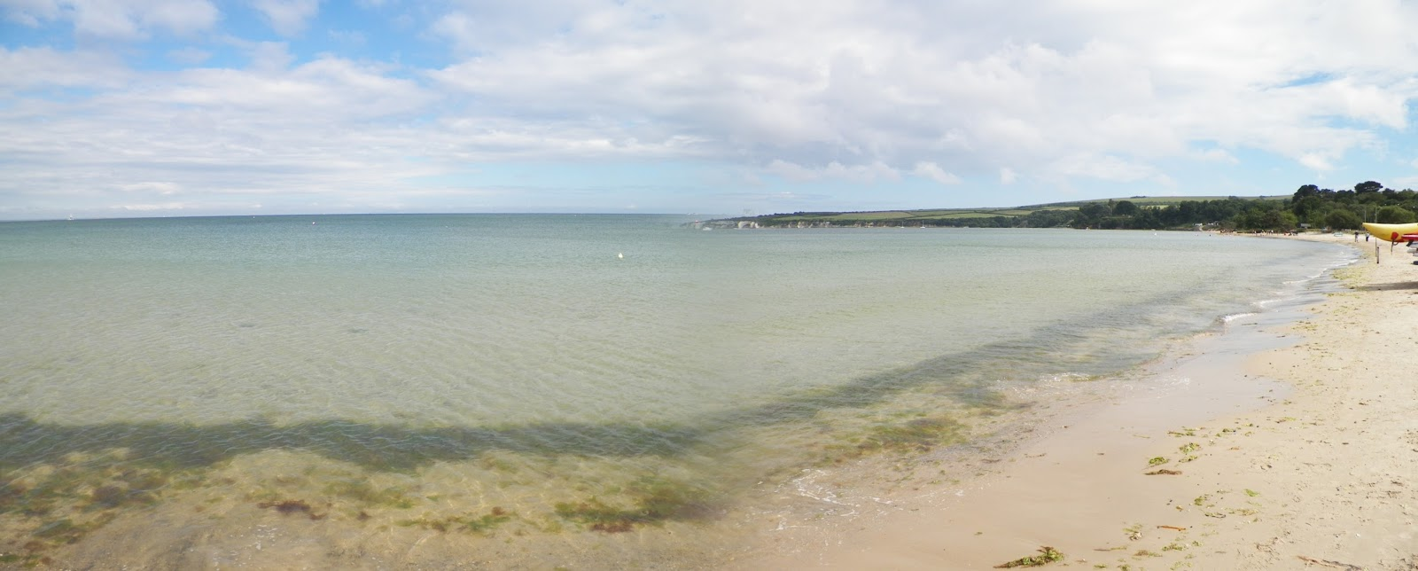 studland bay coursework