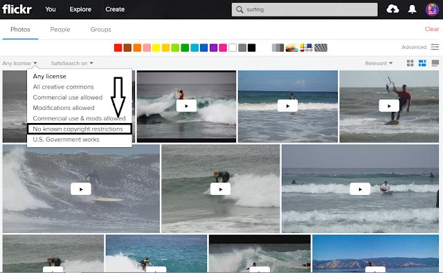 Flickr merupakan salah satu layanan gambar dan video online terbaik dengan banyak foto Begini Cara Mencari Video Bebas Royalti di Flickr