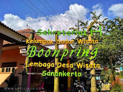 Boon Pring Desa Wisata Sanankerto