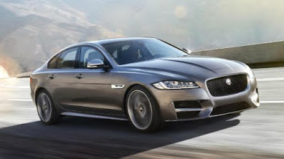 2016 Jaguar XF Picture