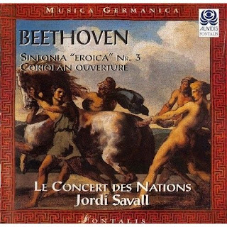 "Jordi Savall – Beethoven: Sinfonia Nr. 3 ""Eroica"""