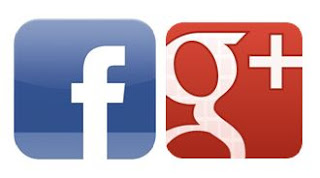 facebook google plus