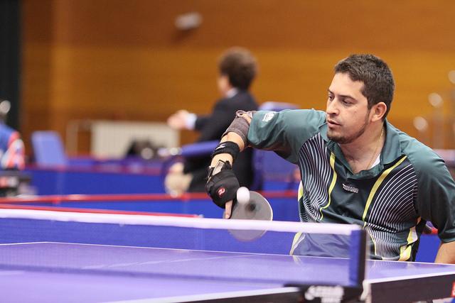 ab950260ea Seleção brasileira de Tênis de Mesa dos Jogos Paralímpicos do Rio está  definida